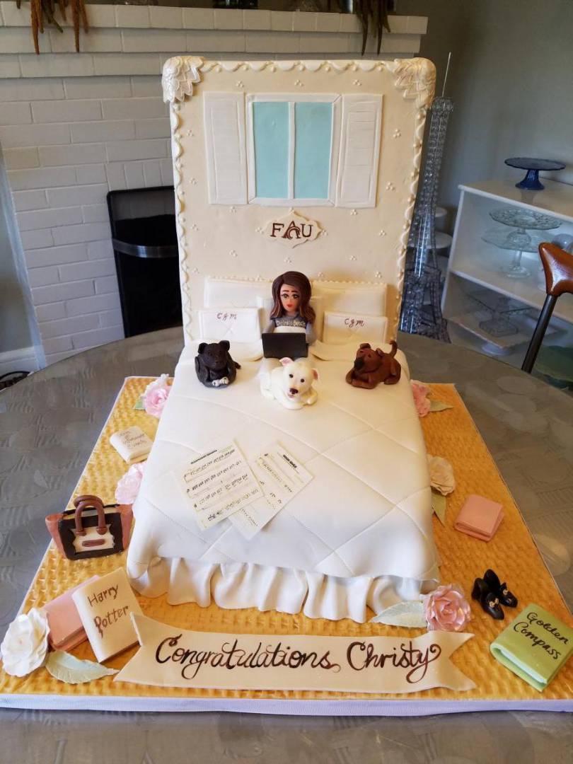 Graduation / School Cakes | Sweet Lisa's Exquisite Cakes